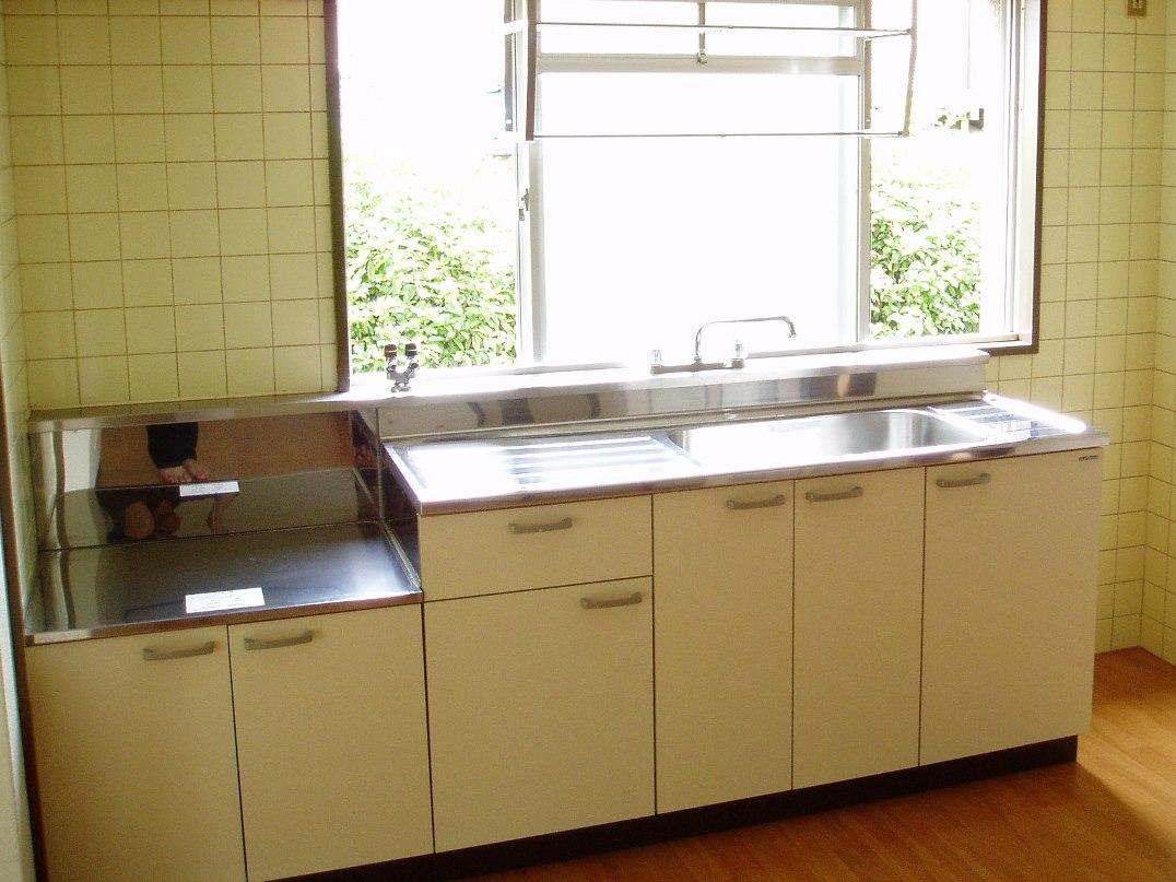 メゾン松原 キッチン