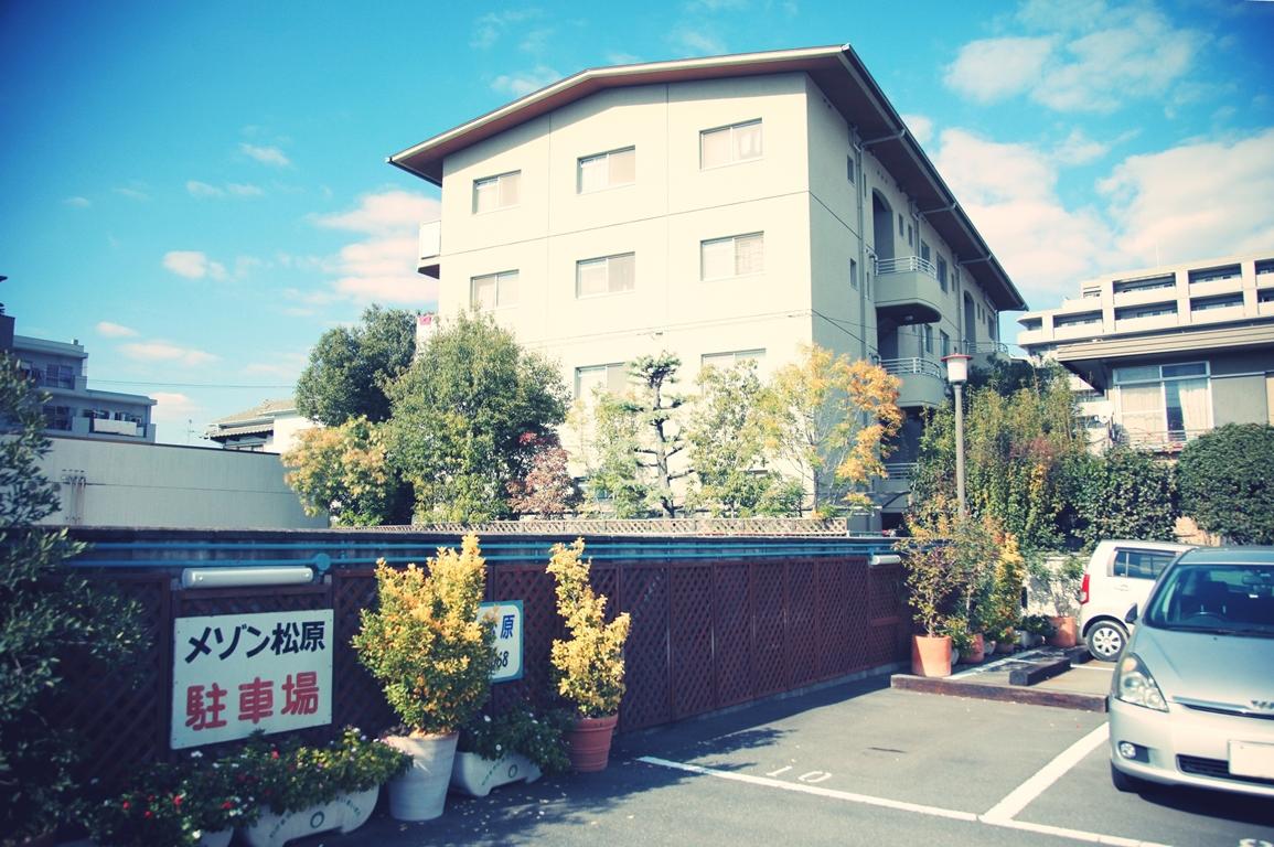 メゾン松原 外観 2014 秋(eos5d2 ef24-105mm)